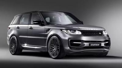 Фото Передний бампер Range Rover Sport Startech 2013+