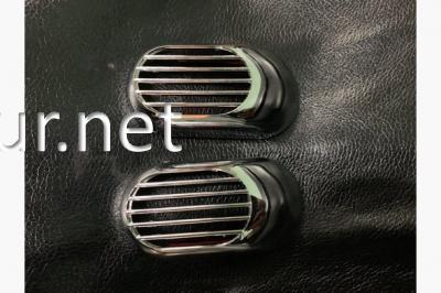 Фото Накладки на повторители поворотов (пластик) Fiat Ducato 2006-2014