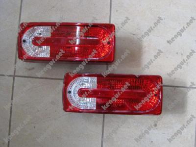 Фото Задние фонари Mercedes Benz G63 AMG  A4638201964, A4638202064