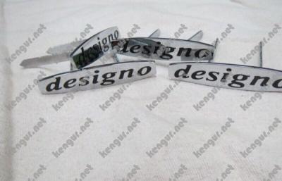 Фото Комплект шильдиков на сиденья  Designo  Mercedes G-class W463