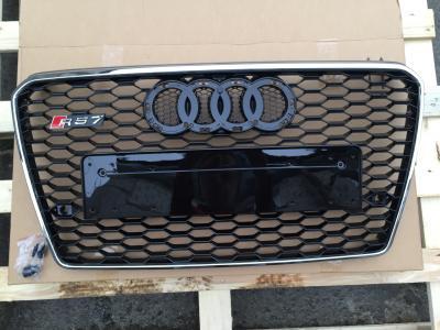 Фото Решетка радиатора RS7 на Audi A7 (2011-2015) 4G8853651 T94