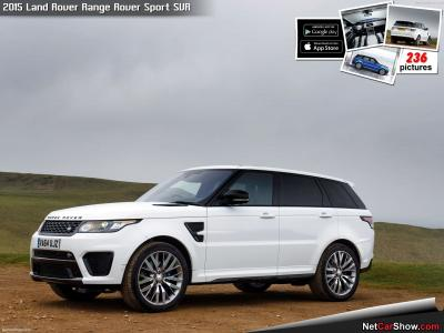 Фото Обвес (SVR) Range Rover Sport 2013-...