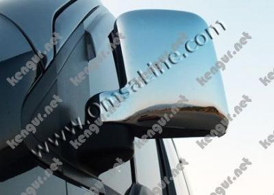Фото Накладки на зеркала (вертикальные) Ford Connect 2002-2006