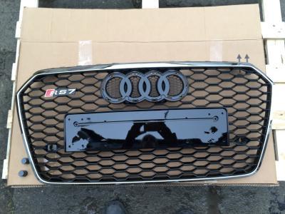 Фото Решетка радиатора RS7 на Audi A7 (2015-...)