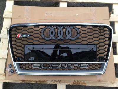 Фото Решетка радиатора RS7 Quattro на Audi A7 (2011-2015)