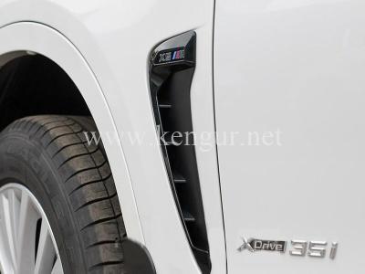Фото Жабры в крылья BMW X5 F15 M Performance (черные)