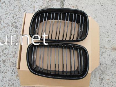 Фото Решетка радиатора BMW X5 E70 ноздри M стиль