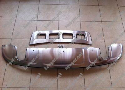 Фото Накладки переднего и заднего бампера Skid Plate Audi Q5 2009