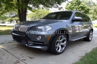 Фото Аэродинамический обвес BMW X5 E70