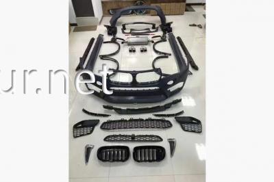 Фото Обвес BMW X5 F15, стиль M-Pakiet