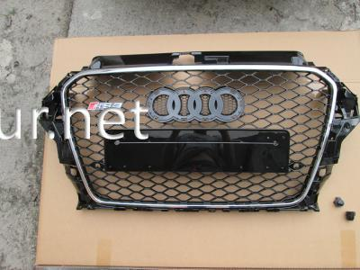 Фото Решетка радиатора Audi A3 стиль RS3 2012-2015