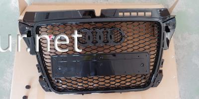 Фото Решетка радиатора Audi A3 стиль RS3 2008 - 2011 all black
