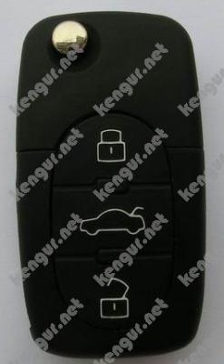 Фото Корпус ключа Audi (1202)