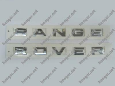 Фото Надпись  Range Rover  #425093