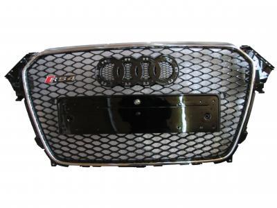 Фото Решетка радиатора RS4 для Audi A4 2012-