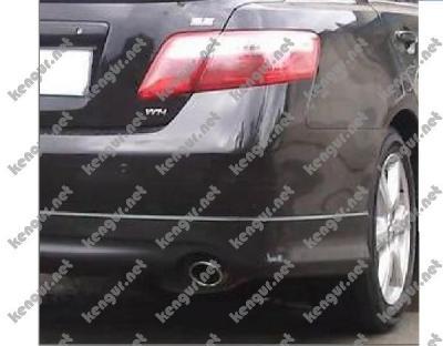 Фото Насадка на выхлопную трубу Toyota Camry