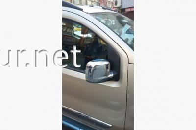Фото Накладки на зеркала Fiat Fiorino 2008-…