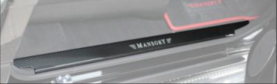 Фото LED накладки на пороги стиль Mansory с подсветкой Mercedes-Benz G-Class W463
