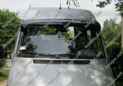 Фото Дефлектор лобового стекла, сполер Mercedes Sprinter