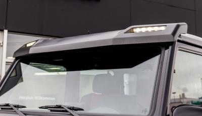 Фото Карбоновый передний спойлер BRABUS Mercedes-Benz G-Class W463