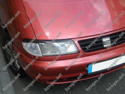 Фото реснички (накладки на фары) VW Sharan (05.1995-...)