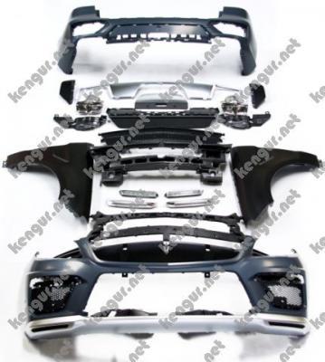 Фото Комплект обвеса Mercedes Benz ML W166 AMG