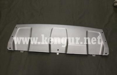 Фото Renault Duster Дифузор переднего бампера (SkitPlate) 620728255R