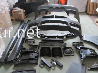 Фото Обвес BMW X6 F16 M Paket X6 M