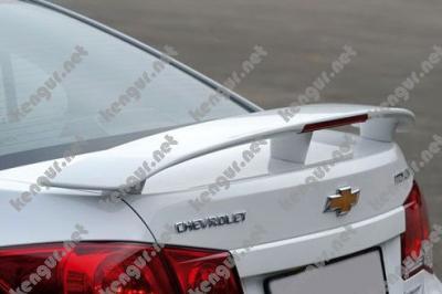 Фото Спойлер Chevrolet Cruze