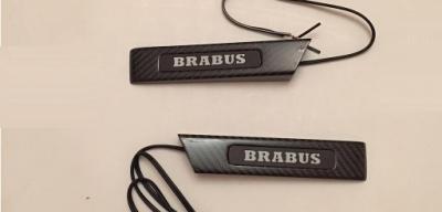 Фото Карбоновые карандаши в обвес новый стиль BRABUS с подсветкой