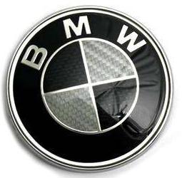 Фото BMW Эмблема, карбон 51148132375