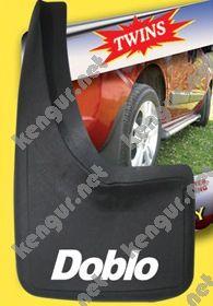 Фото Брызговики Fiat Doblo задние