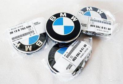 Фото Колпачки в диски  BMW d=65 36136783536