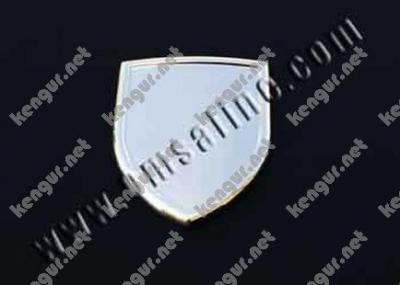 Фото Накладка - логотип (нерж.)