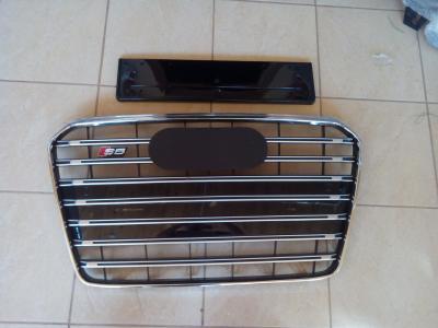 Фото Решетка радиатора Audi A5 в стиле S5 (2011-2015)