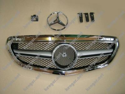 Фото Решетка радиатора Mercedes E-class W212 (2014) #100179