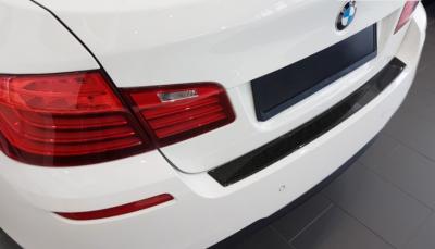 Фото Карбоновая накладка на задний бампер BMW  F10
