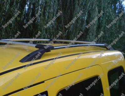 Фото Поперечины под рейлинги Kia Sportage аэродинамические