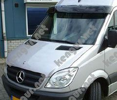 Фото Козырек на лобове стекло Mercedes Sprinter