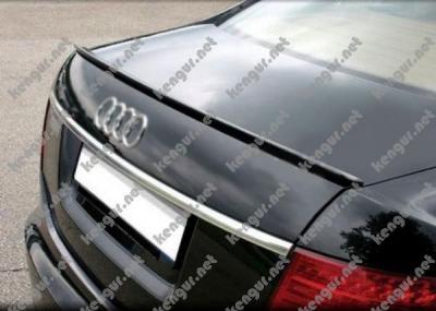 Фото спойлер Audi A6 2005-