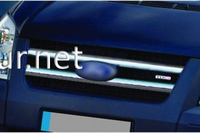 Фото Накладки на решетку радиатора Ford Transit 2007-…