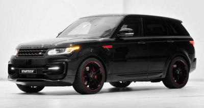 Фото Обвес (Startech) Range Rover Sport 2013-...