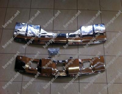 Фото Накладки под передний и задний бампер на Mercedes-Benz GL-Class X164