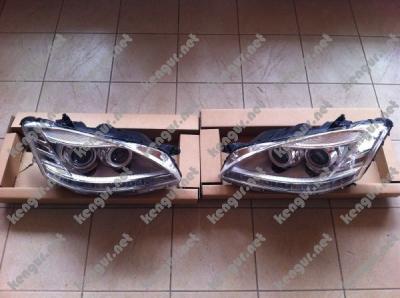 Фото Передние фары DEPO Mercedes S-class W221  A2218200959