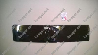 Фото Зимняя накладка на решетку радиатора (верхняя) Fiat Doblo 2005-2010