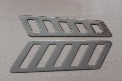 Фото Карбоновые накладки на воздуховод крилья G-Class W463