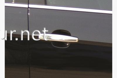 Фото Накладки на ручки (Carmos) Chevrolet Aveo 2006-…