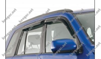 Фото Дефлекторы дверей, ветровики Suzuki Grand Vitara