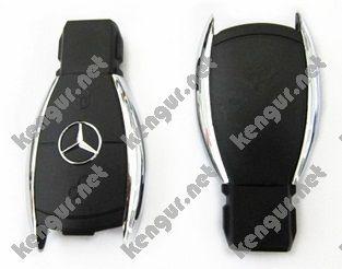 Фото Корпус ключа Mercedes Benz E Class W211 (2004)