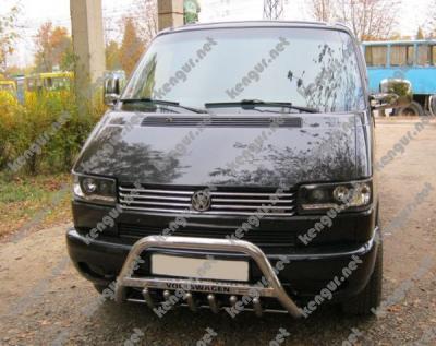 Фото АКЦИЯ! Защитная дуга, кенгурятник Volkswagen T4